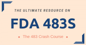 483 Crash Course