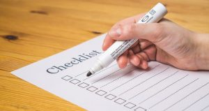 FSMA Inspection Checklist - What to do 30 days, 30 hours, and 30 minutes Before Your Inspection