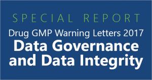 Special Report Data Governance