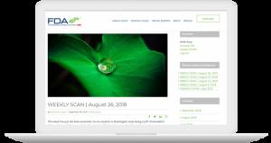 FDA/GMP Updates | August 2018
