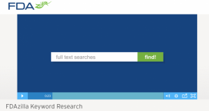 How to Research the FDA with Keywords