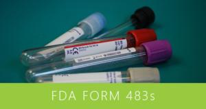 FDA Form 483s - June