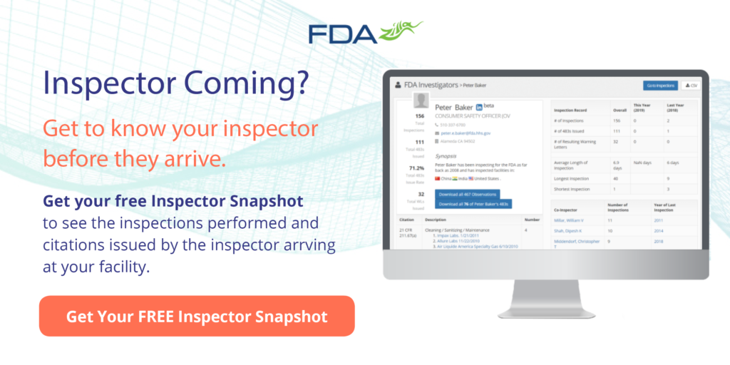 Inspector Snapshot CTA2